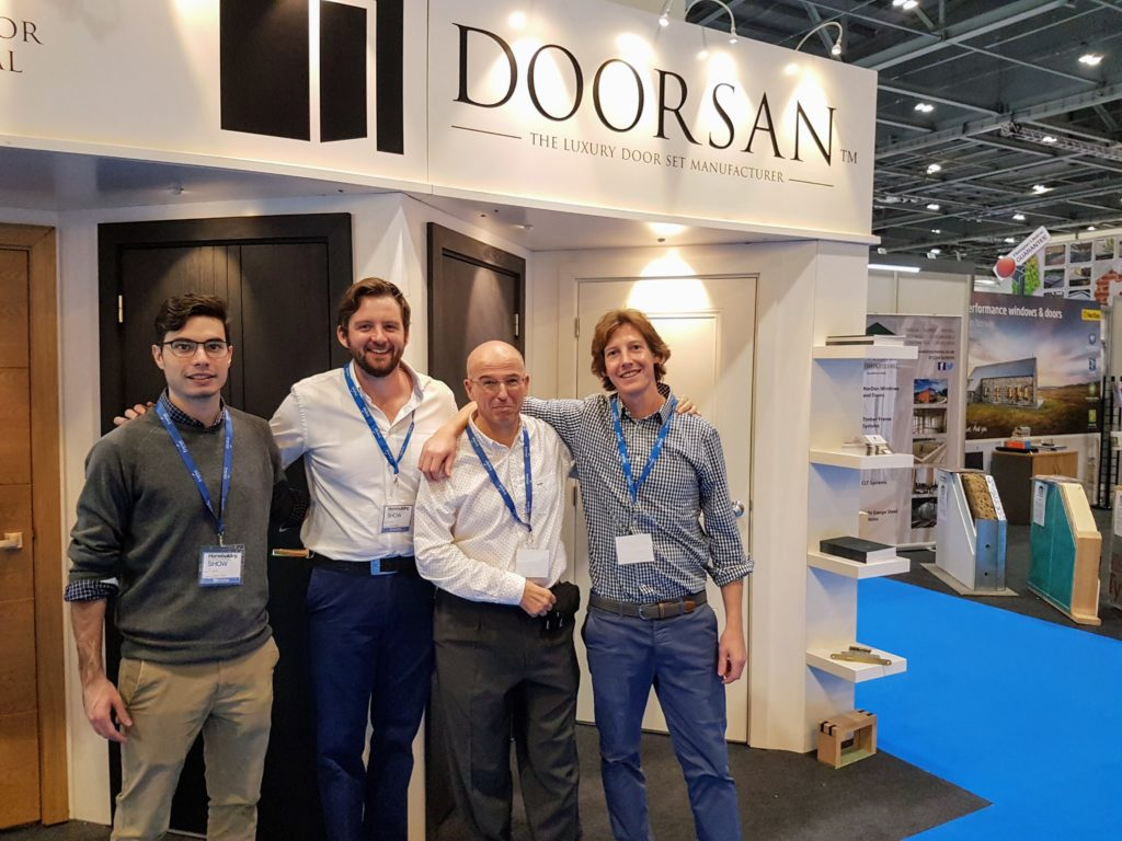 London Homebuilding and Renovating Show the team